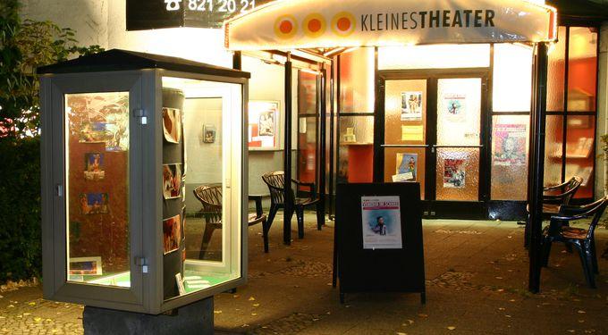 Bühne Kleines Theater Berlin Bühnen
