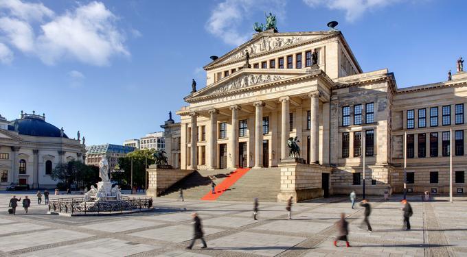Location – Konzerthaus Berlin – Berlin Bühnen