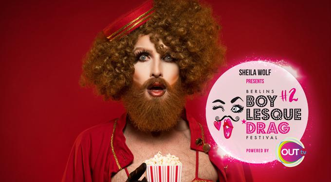 2. Boylesque Drag Festival Berlin 2020