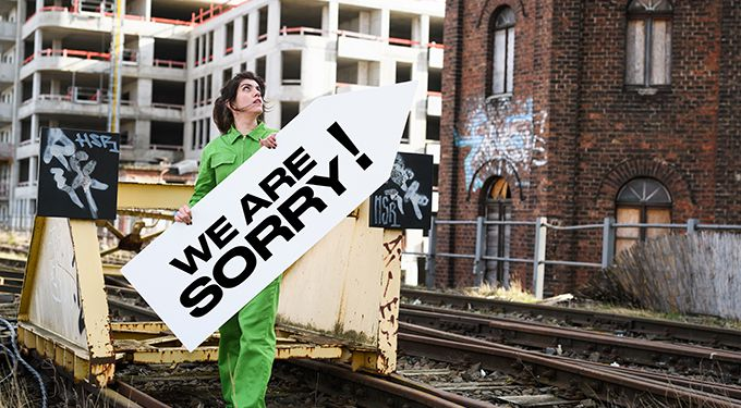 1 km² Berlin - Akt I.: We are sorry!