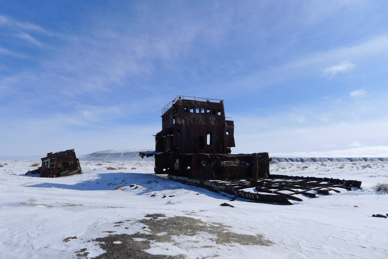 Aral Sea Stories
