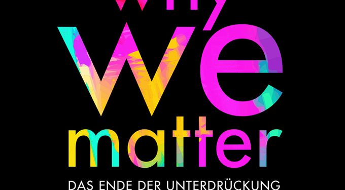 Buchpremiere: Why we matter