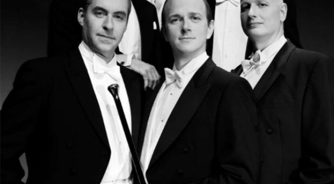 Comedian Harmonists Today: Das Konzert