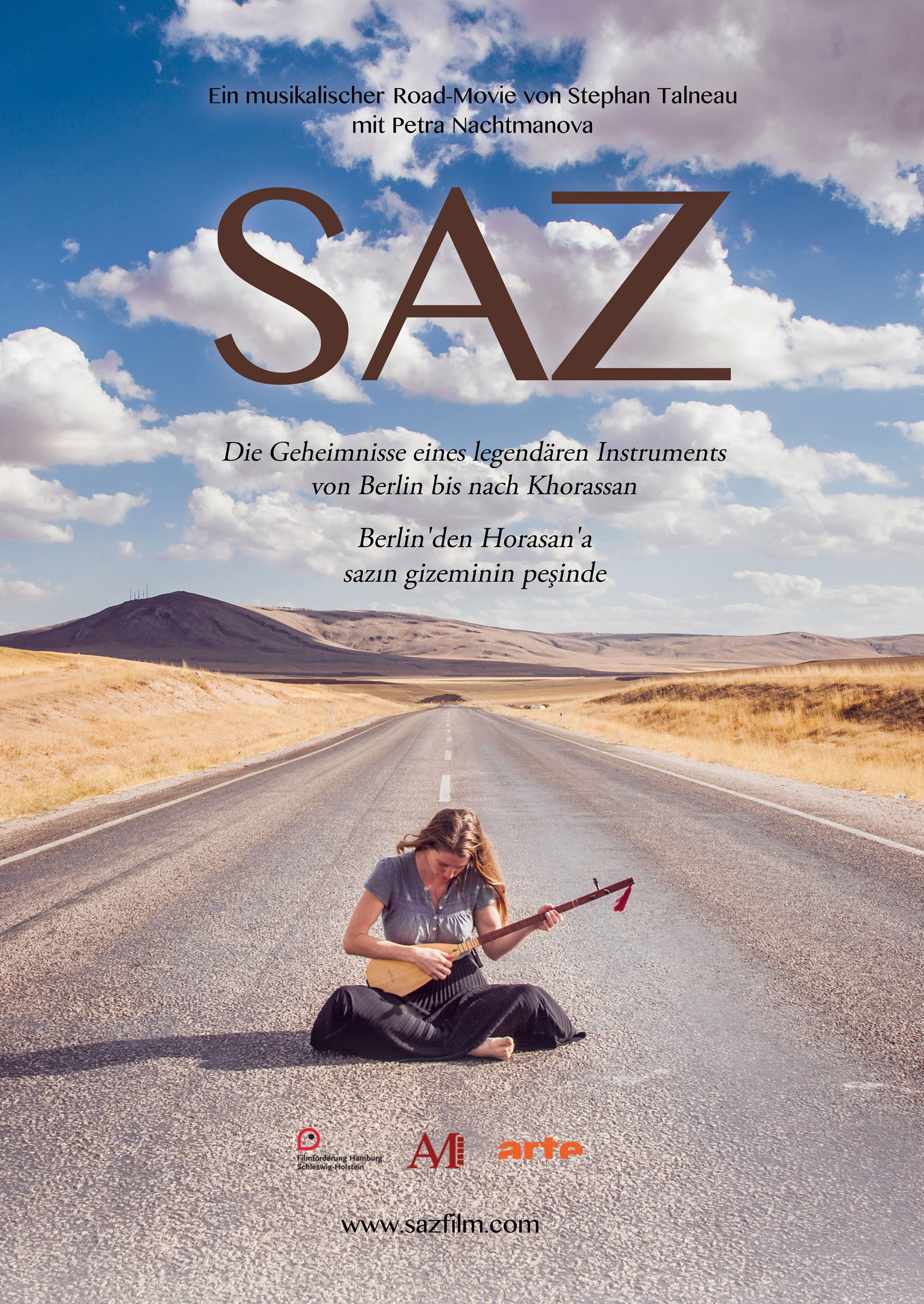 Saz - The Key of Trust