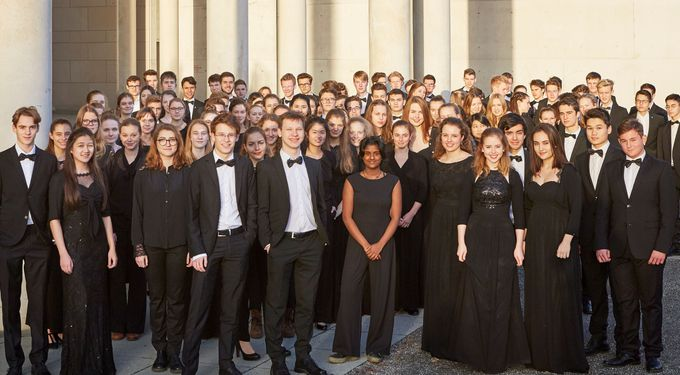 A Beethoven evening with the German National Youth Orchestra
