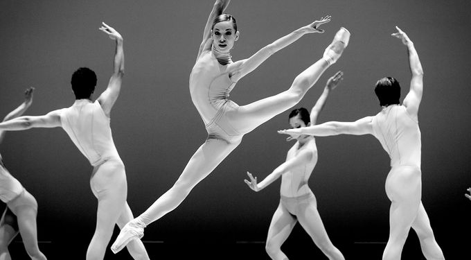 Familienworkshop: Balanchine | Forsythe | Siegal