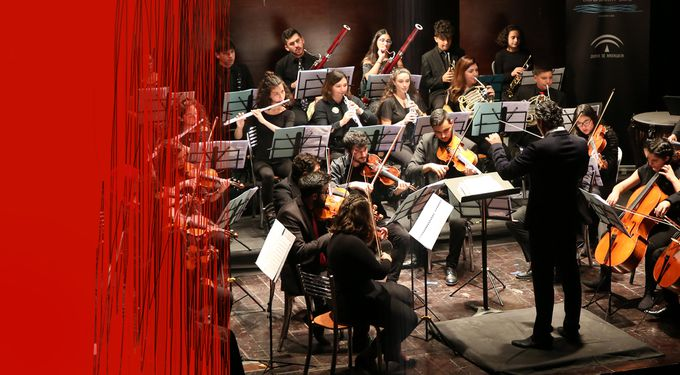 FILASTEEN (PALESTINE) YOUNG MUSICIANS ORCHESTRA