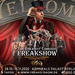 The Greatest Comedian FREAKSHOW - Circus Flic Flac