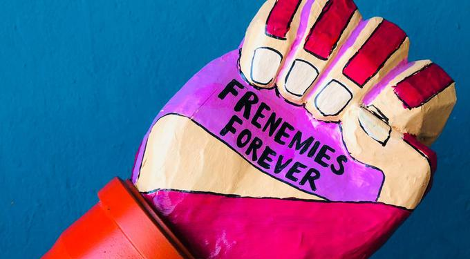 FRENEMIES FOREVER? The Polytix of Friendship