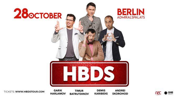 HBDS - Russian Comedy