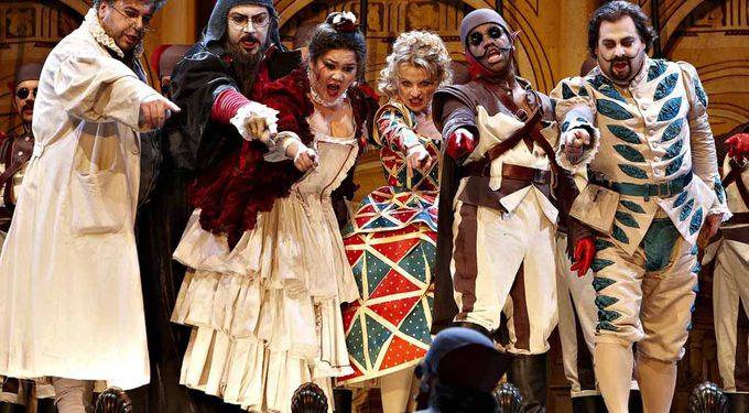 Il barbiere di Siviglia / Performance cancelled