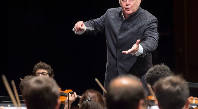 Concert with Daniel Barenboim, Anne-Sophie Mutter, Yo-Yo Ma
