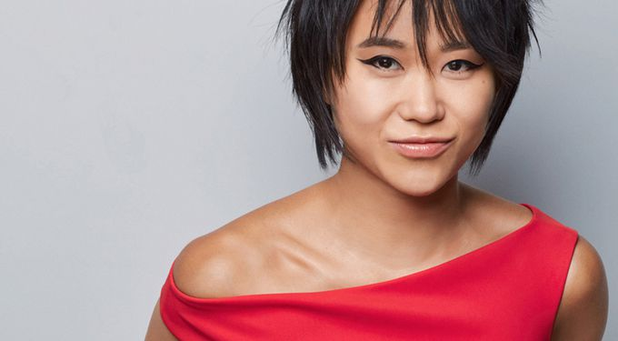 Concert with Lorenza Borrani, Yuja Wang
