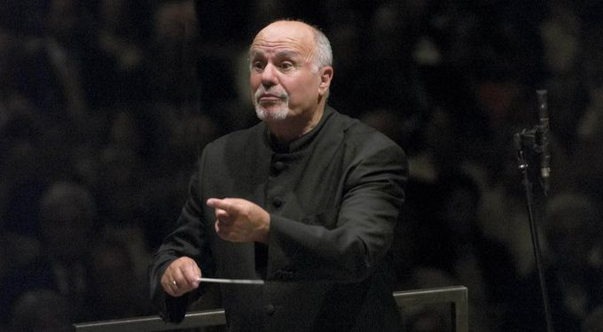 Konzerthausorchester Berlin, David Zinman