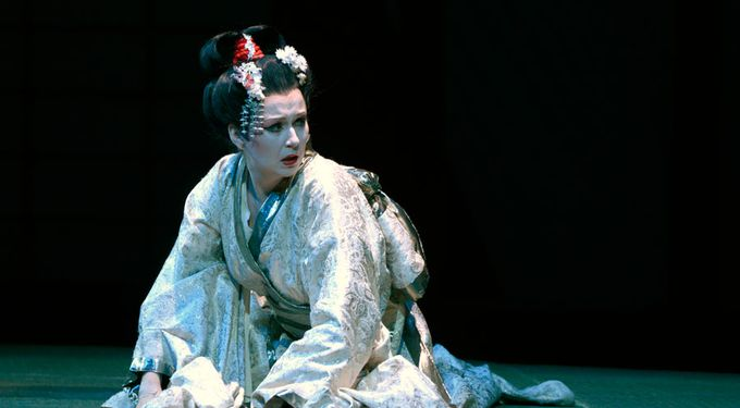 Madame Butterfly / Performance cancelled