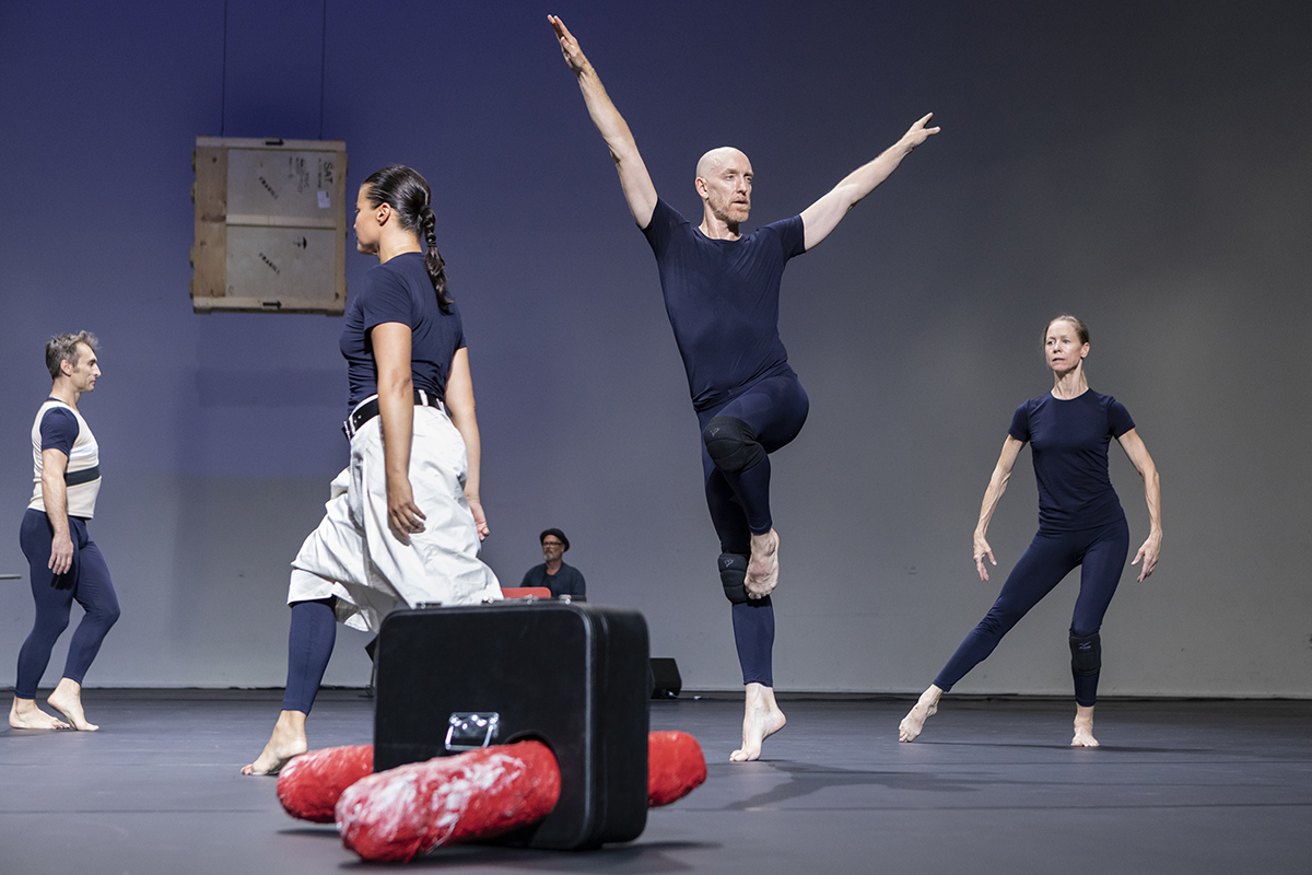 Berlin Story. A re-imagining of Story, Dance On Ensemble