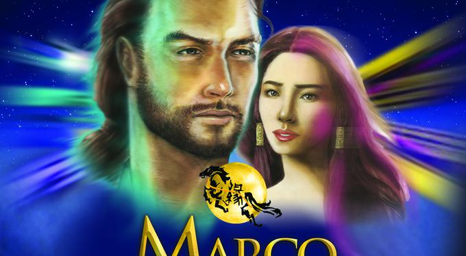 Marco Polo - A new lyric musical
