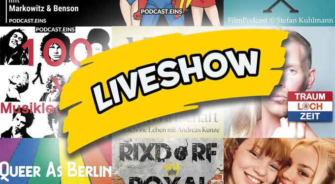 PODCAST.EINS LIVE: PODCAST.EINS LIVE