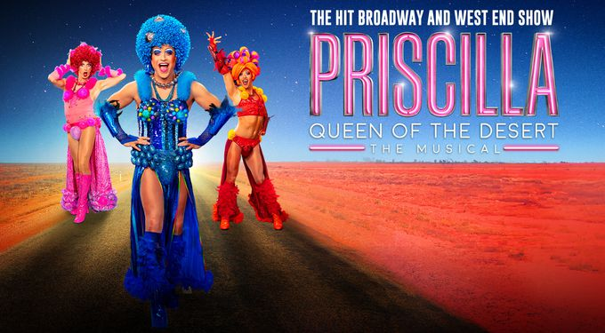 Priscilla – Queen of the Desert