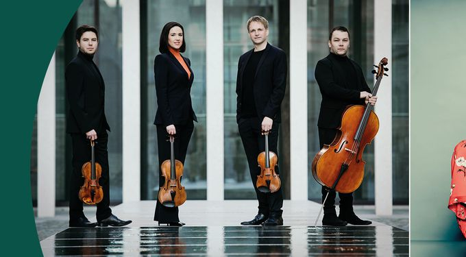 BERLIN STAATSKAPELLE STRING QUARTET & SARAH ARISTIDOU