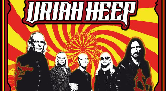 Uriah Heep and The Zombies