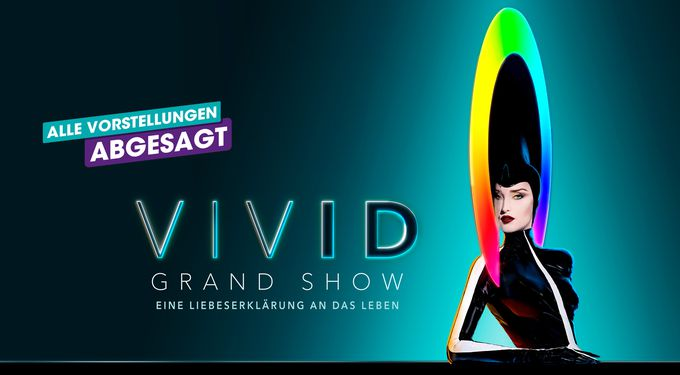 VIVID Grand Show | extended until summer 2021