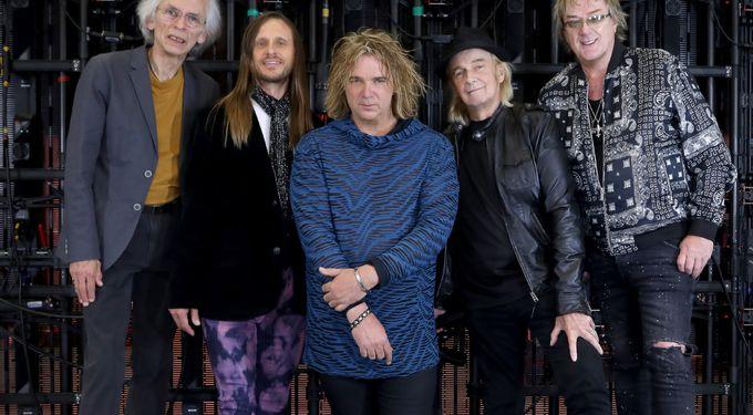Yes - The Album Series Tour Germany 2021