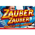 ZAUBER ZAUBER - Nothing is as it seems
