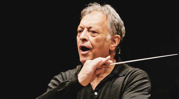 Zubin Mehta conducts Strauss and Beethoven